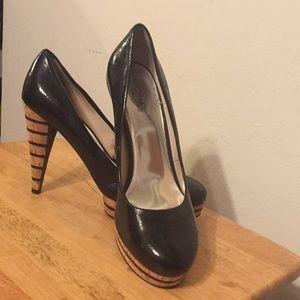 Michael Kols Black Heels